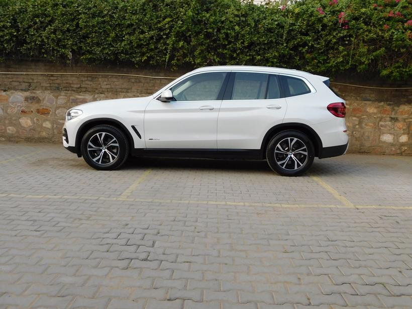 BMW X3 xDrive20d Expedition