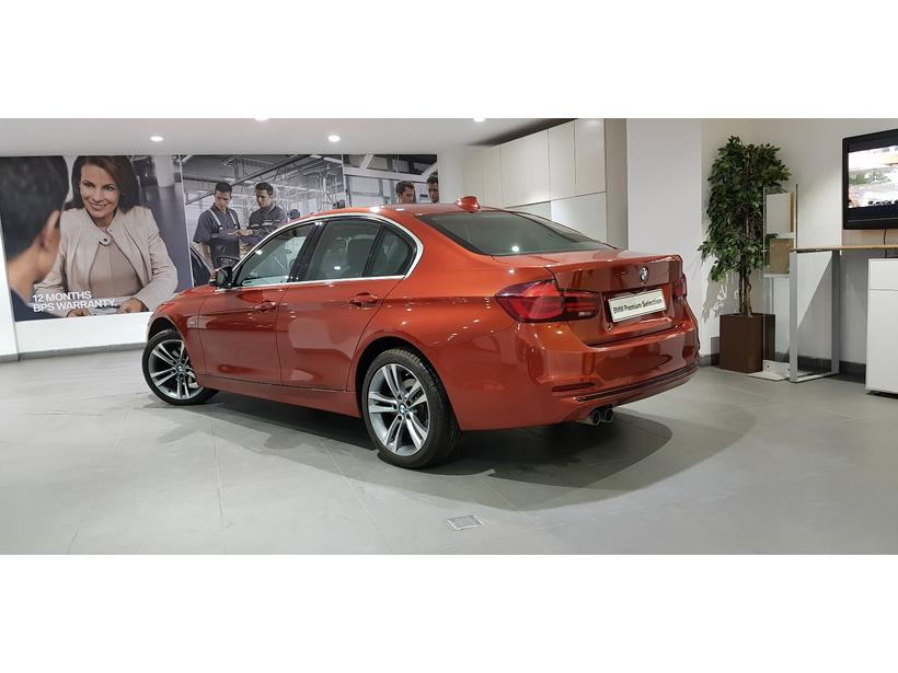 BMW 3 Series 320d Edition Sport Shadow
