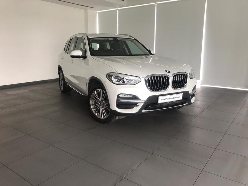 BMW X3 xDrive20d Luxury Line
