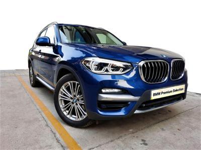BMW X3  (2020)
