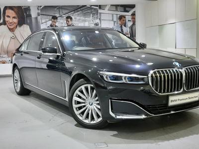 BMW 7 Series  (2020)