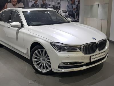 BMW 7 Series  (2016)