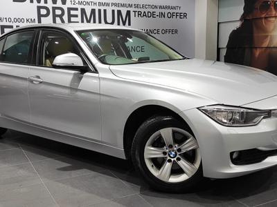 BMW 3 Series  (2013)