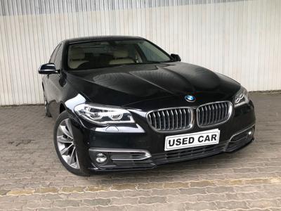 BMW 5 Series  (2017)