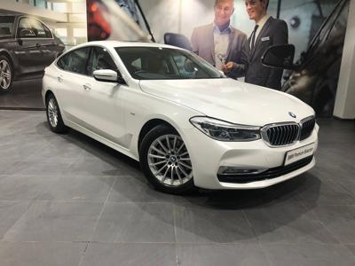 BMW 6 Series GT  (2018)