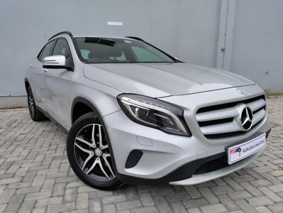 Mercedes Benz GLA Class  (2015)
