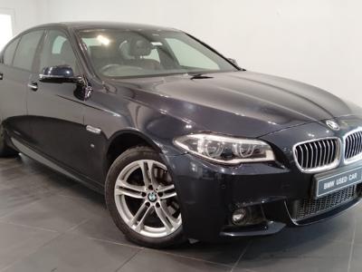 BMW 5 Series  (2016)