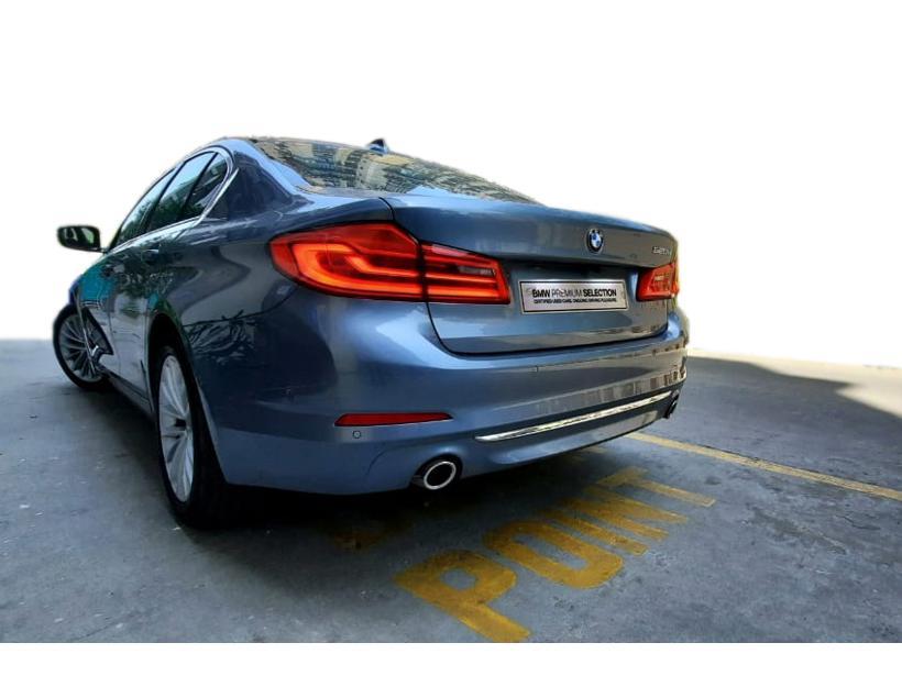 BMW 5 Series 520d Luxury Line