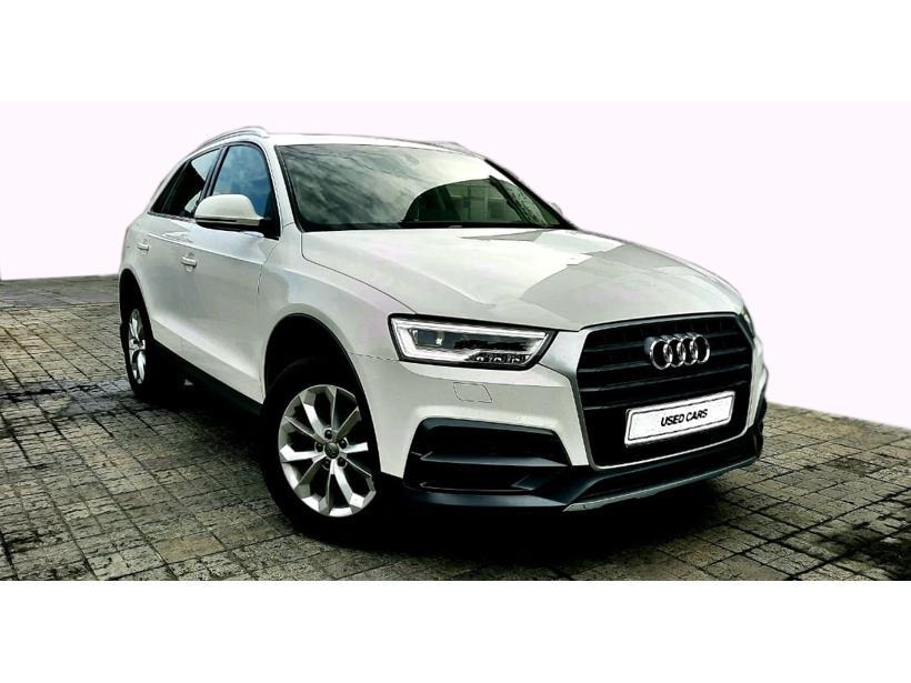 Audi Q3 30 TDI S Edition